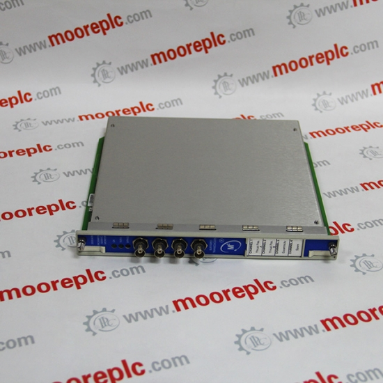 Bently Nevada 3500/42M Proximitor Seismic Monitor PLC Module