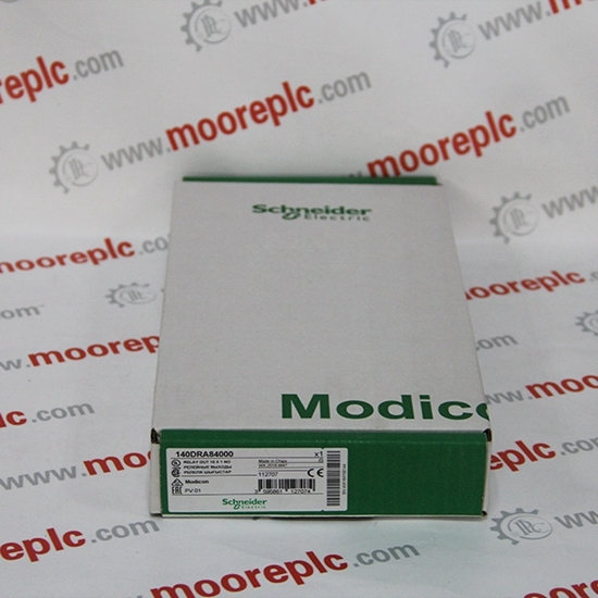 Schneider 140NOC78000 Electric Modicon Quantum Ethernet DIO network module.