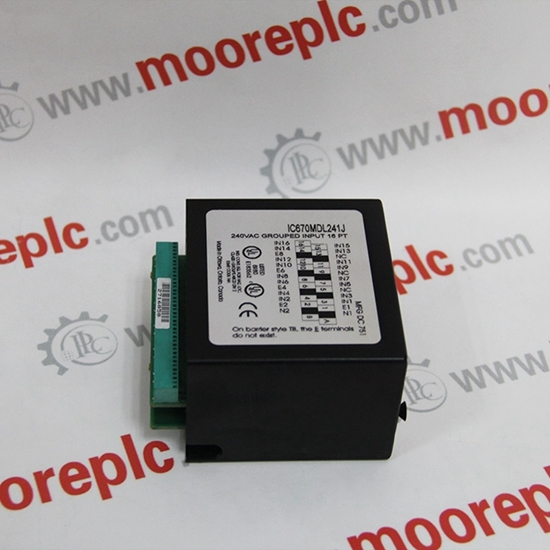 GE Fanuc IC693PBS201