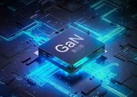Gallium nitride (GaN) is entering electronic products