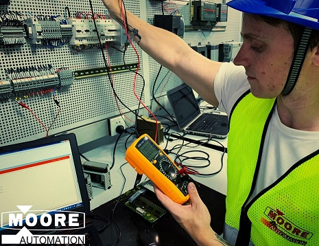 MOORE AUTOMATION Provide strong technical support